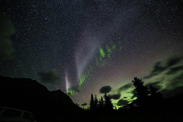 Aurora.BowLake.AB.Canada