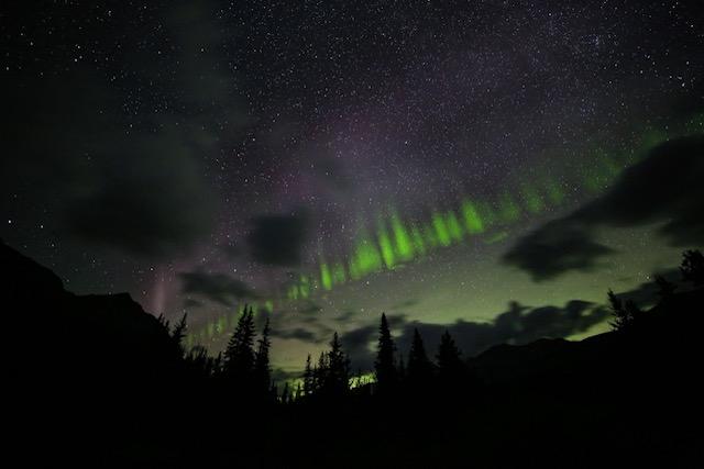 Aurora.BowLake.Canada