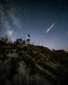 Milky Way at Good Spirit Lake Provincial Park
