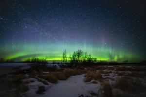 Northern Lights,  Saskatchewan , Canada